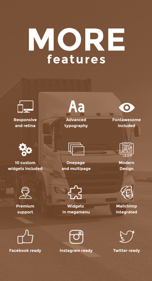 Globax - Logistics WordPress Theme + Woocommerce - 16