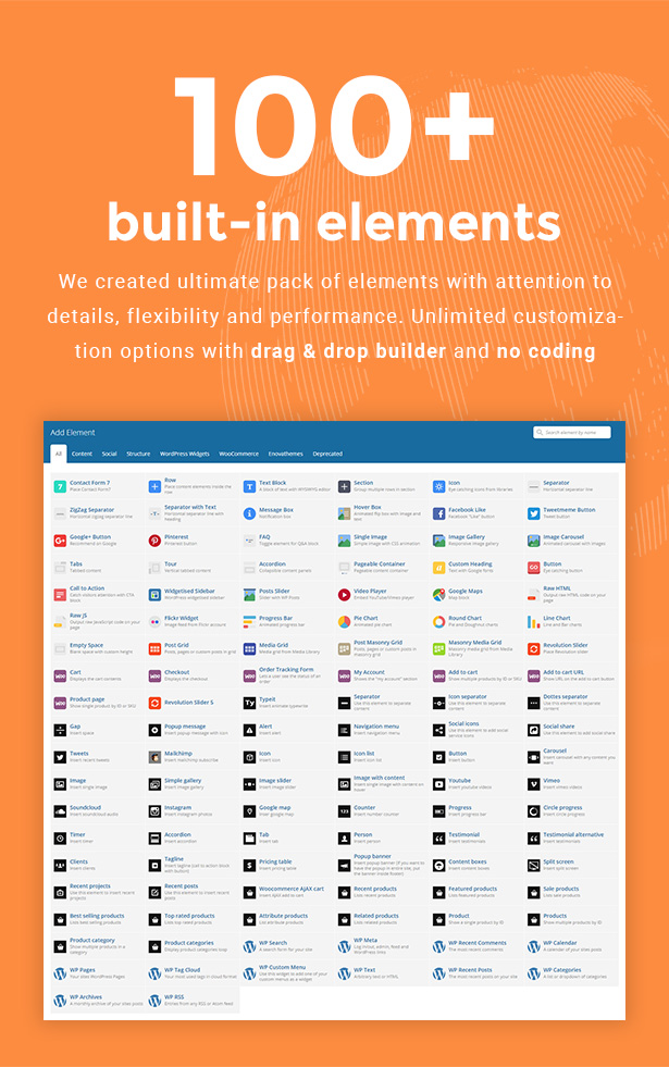 Globax - Logistics WordPress Theme + Woocommerce - 13