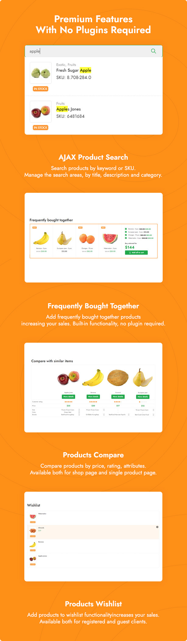 Grocer - Grocery Store and Food WooCommerce WordPress Theme - 6