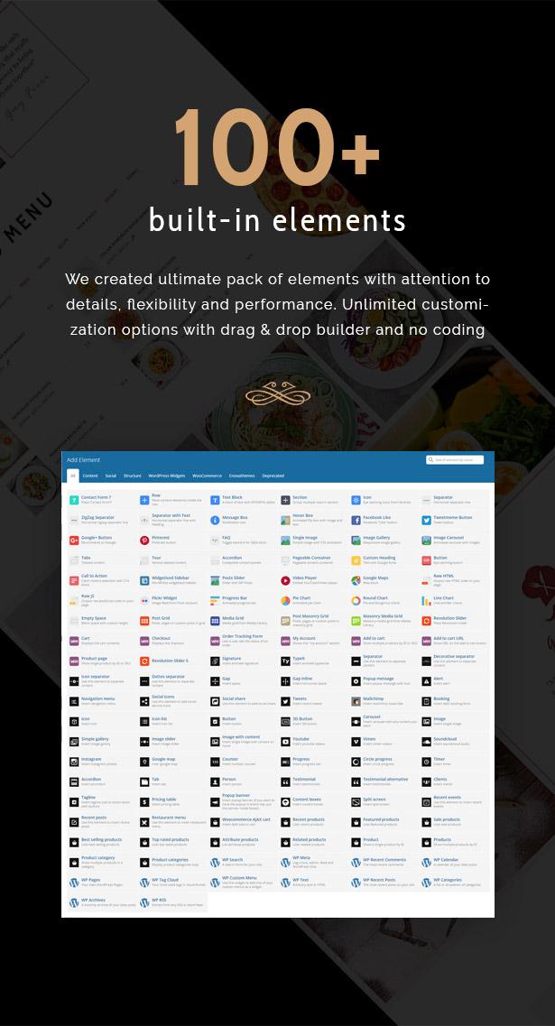 GoodResto - Restaurant WordPress Theme + Woocommerce - 19