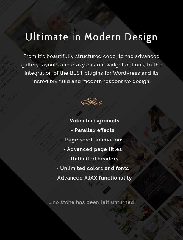 GoodResto - Restaurant WordPress Theme + Woocommerce - 4