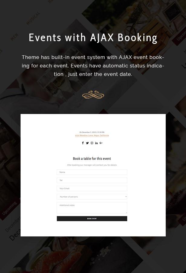 GoodResto - Restaurant WordPress Theme + Woocommerce - 6