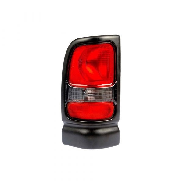 Tail Light Assembly – Driver Side Left – Fits 1994-2002 Dodge Ram Pickup wo Sport Package