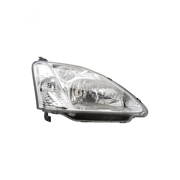 2002-2003 Honda Civic Hatchback Passenger Right Side Headlight Lamp Assembly