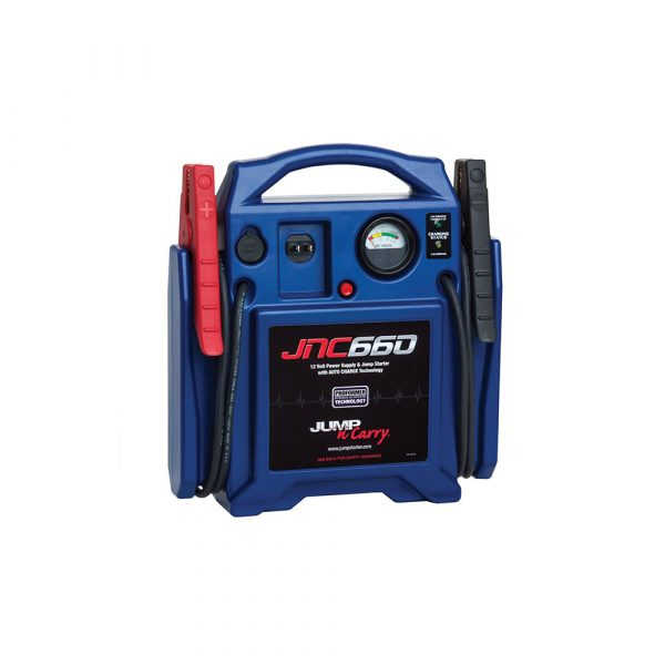 JUMP-N-CARRY 12V JUMP STARTER 1700 PEAK AMPS