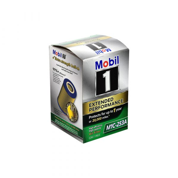 Mobil 1 Extended Performance Oil Filter, M1C-253A, 1 count