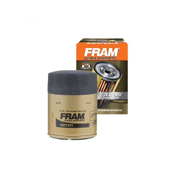 FRAM Ultra Synthetic Oil Filter, XG7317