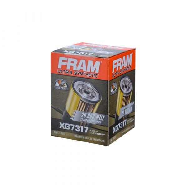 FRAM Ultra Synthetic Oil Filter, XG7317
