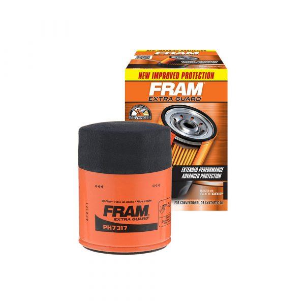 FRAM Extra Guard Oil Filter, PH7317