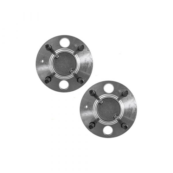 Pair of Rear Wheel Hub Bearings Replacement for Hyundai Kia 5273038002