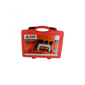 ABN® Ball Joint Press – Ball Joint & Bushing Removal Tool Service Kit & Adapters