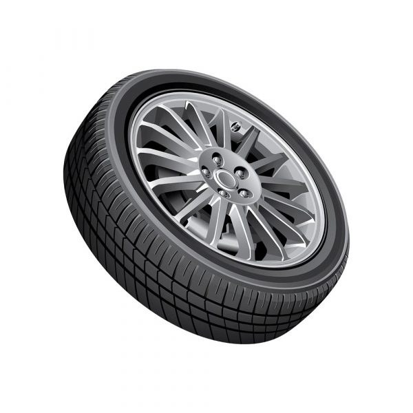 DISC PER ATDDunlop Signature Tire 21560R17